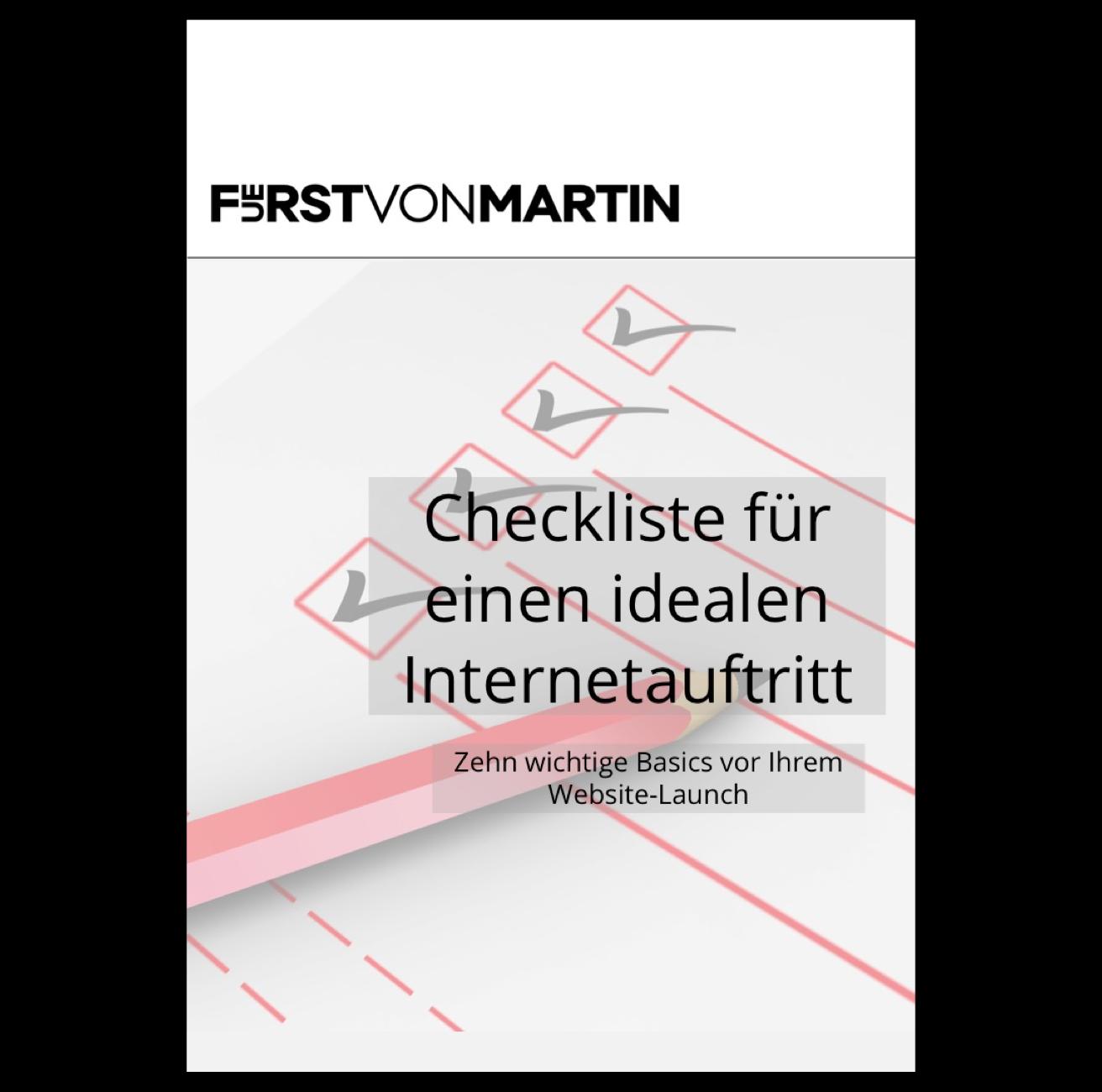 Checkliste_Launch_FUERSTVONMARTIN