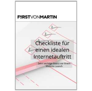 Checkliste_Launch_FUERSTVONMARTIN