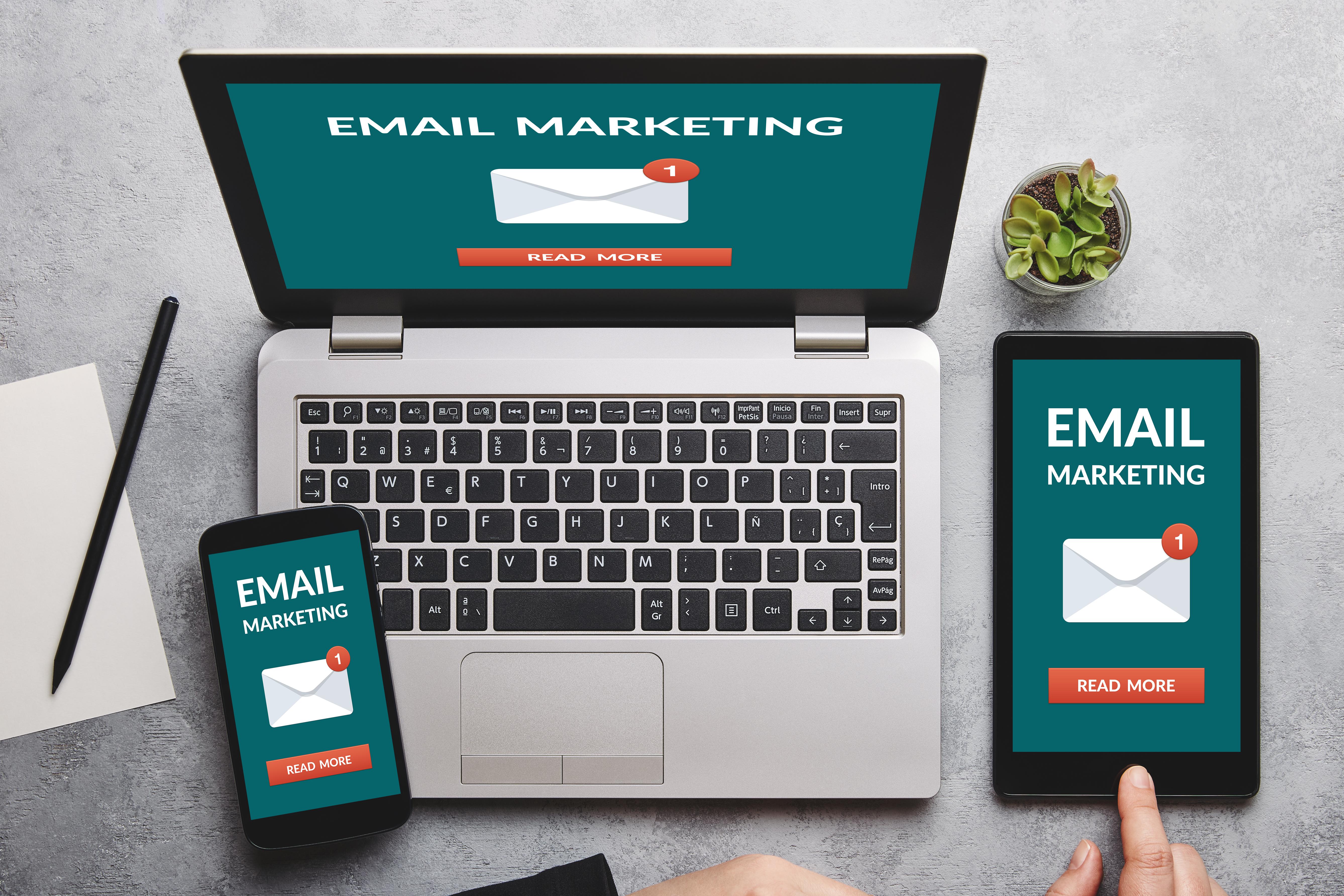 70 Prozent höhere Öffnungsrate mit personalisiertem E-Mail-Marketing
