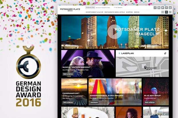 FUERSTVONMARTIN gewinnt den German Design Award 2016